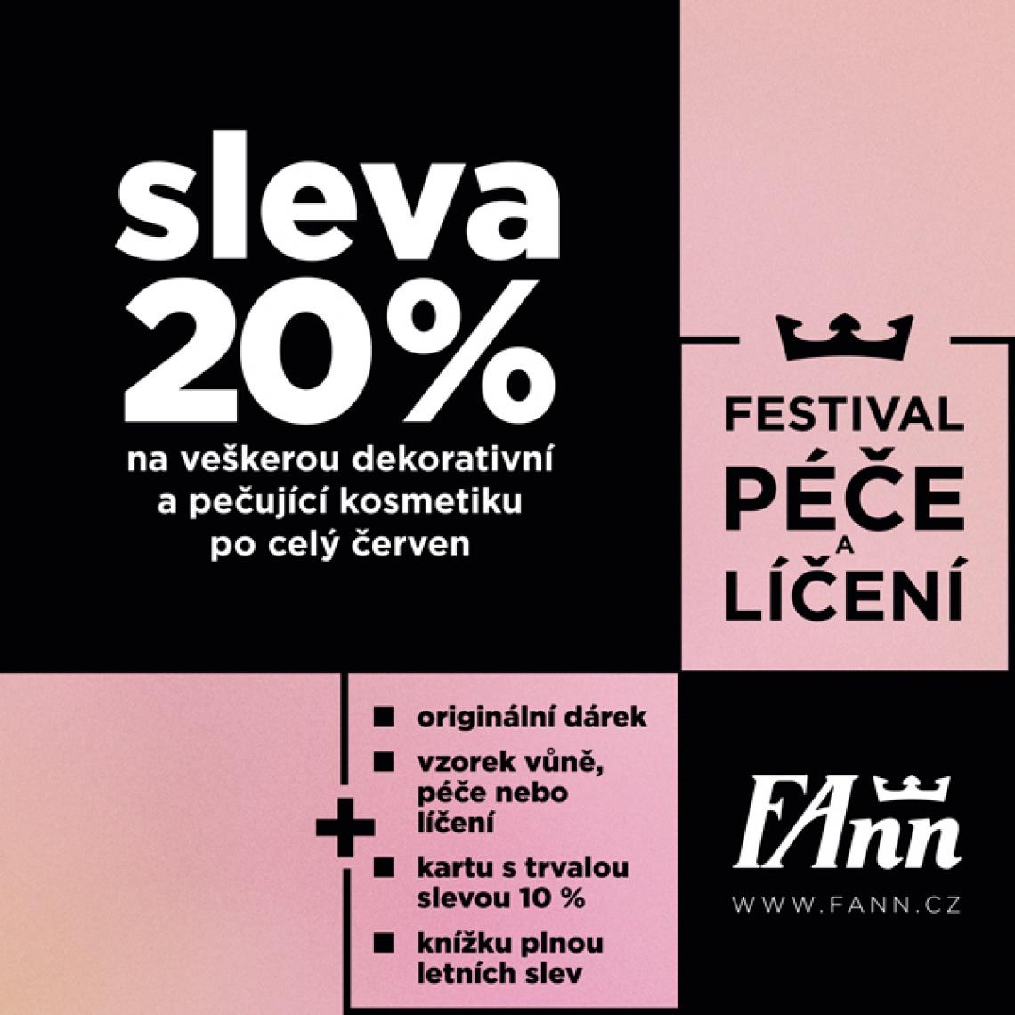 de51bb014f FAnn - Festival péče a líčení - FAnn