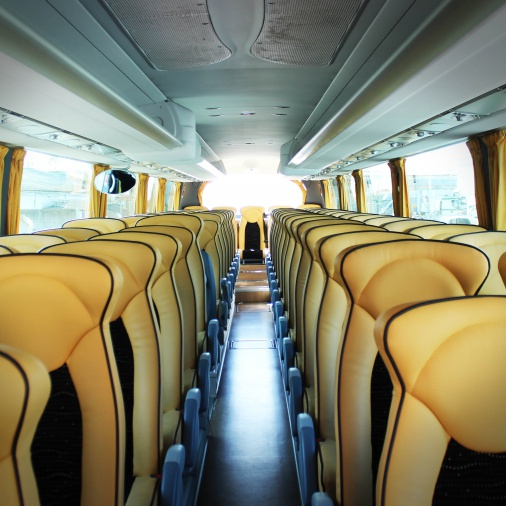 Special offer for coach drivers - OC Olympia Olomouc