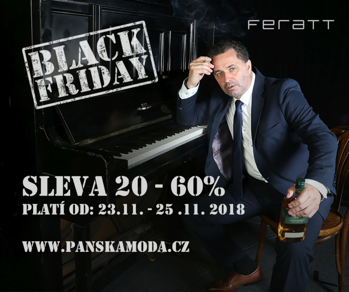 Black Friday ve FERATT Fashion