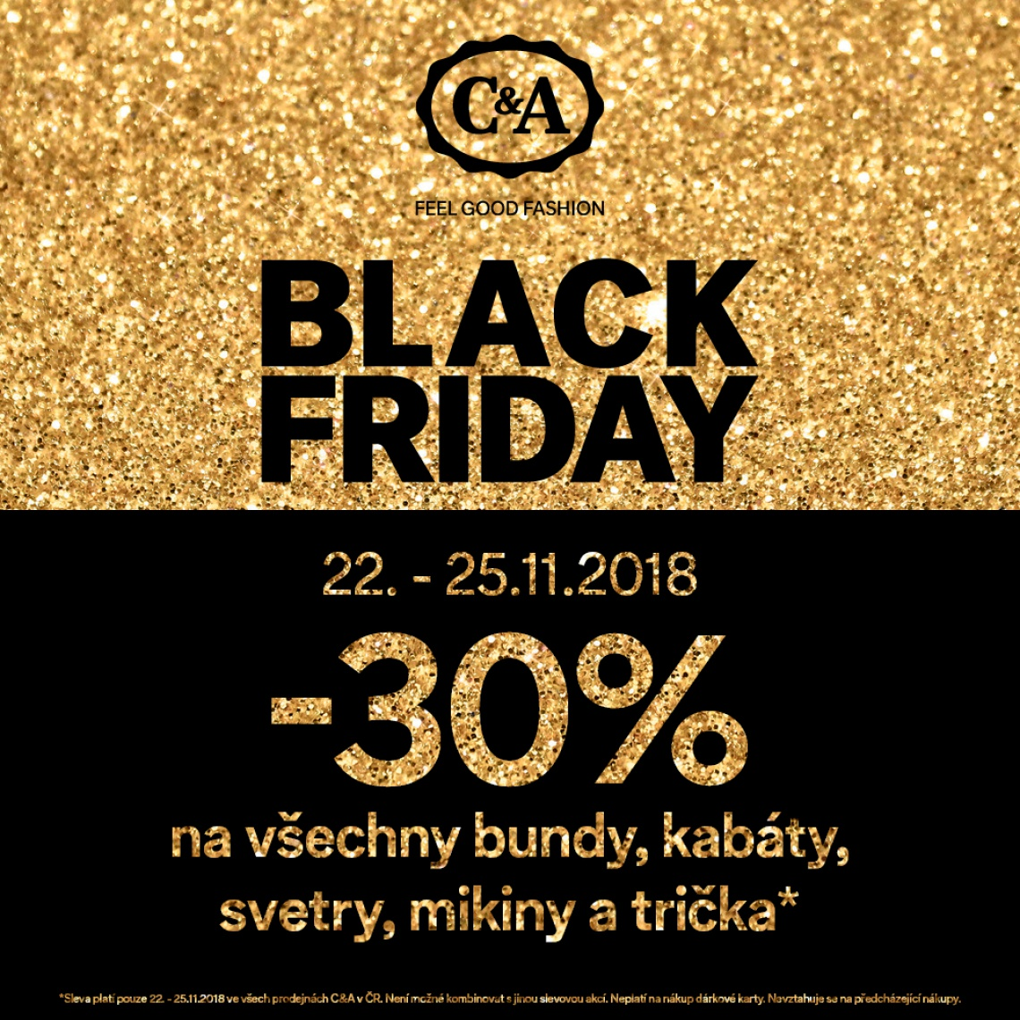 BLACK FRIDAY  s C&A